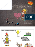 Story Telling Little King
