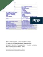 Indice Resumen Del Cursillo