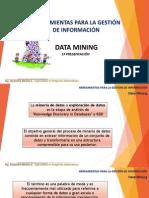 2a Presentación DM - I