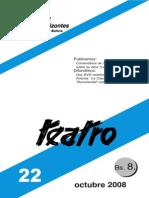 Revista_22 Comentarios de Tadeusz Kantor