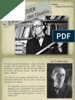 Le Cobusier 5 Puntos