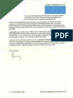 (cont.) Penny Mordaunt Complaint 2