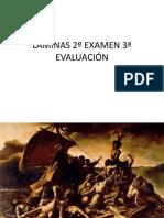Láminas 2º Examen 3ª Evaluación
