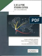 Perfil de La PYMES Exitosa Caso Colombiano