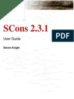 SCons 2.3.1  User Guide