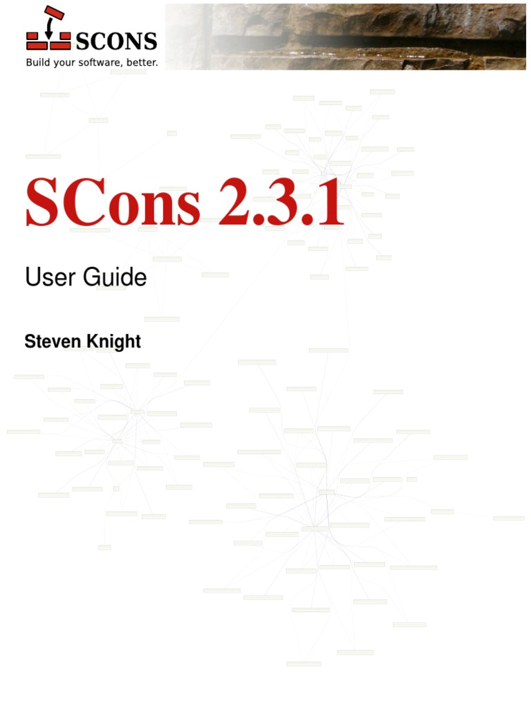SCons 2 3 1 User Guide | Library (Computing) | Command Line