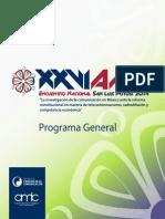 20140519 - Programa General