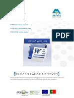 0754 Processador de Texto Word