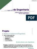 IntroducaoEngenharia Projeto de Engenharia 27maio2013