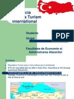Turism International - Turcia