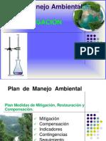 Plan de Mitigacion Ambiental