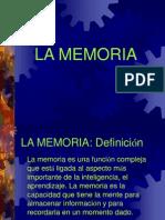 La Memoria 001