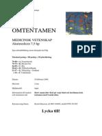 SKS AV Medicinsk Vetenskap Omt Akutmedicin 090210