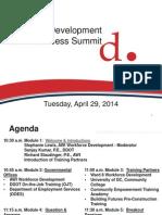 Workforce Development Job Readiness Summit Presentation