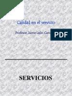 Calidad en El Servicio 1a