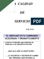 Calidad en El Servicio 2a