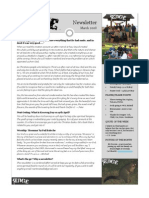 EDGE Newsletter 2008 March