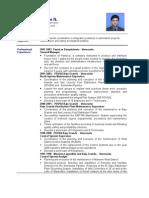 Hector Aguero's CV