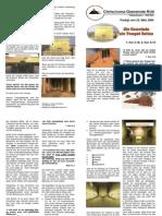 bilder der gemeinde iii, tempel