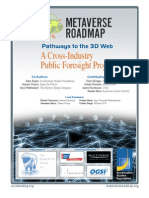 Met Averse Roadmap Overview