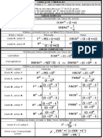Tabel a Formulas