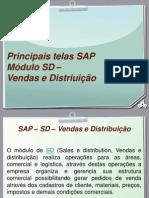 Telas SAP - Modulo SD