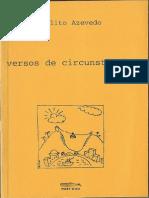 AZEVEDO, Carlito - Versos de Circunstância