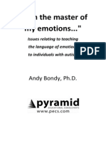 Master of Emotions Handout