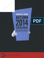Chronicle Books UK Autumn 2014 Frontlist Catalogue