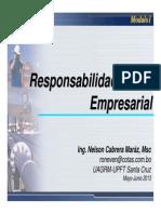 2013 Mod1 08 Responsabilidad Social Empresarial
