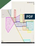 Mapa Barrios de Ituzaingo