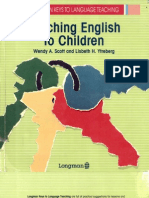 [E-book] Teaching English to Children