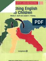 [E-book] Teaching English to Children