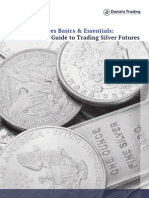 Beginners Guide Trading Silver Futures