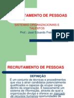 aula2 -recrutamento
