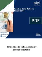 Análisis de Reforma Fiscal 2014