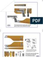 Vis Shoulder-Stocks (two variants)