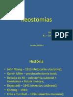 Ileostomias