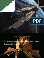 solar sails tyler sallee