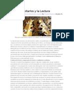 Los Universitarios y La Lectura Estadistica Pa Economistas
