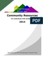 2014 PPITT Community Resource Directory