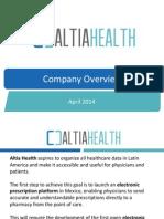 altia companyoverview
