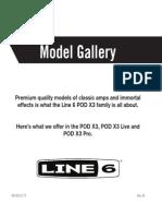 line 6 pod models
