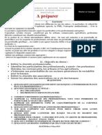 Test Professionnels Banques 2014