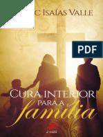 Livro Cura interior para a família