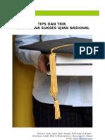 Tips Agar Siswa Sukses Ujian Nasional