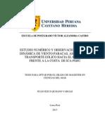 Quijano Vargas - 2013 - Estudio Numerico y Observacional de La Frente a La Costa de Ica-Perú