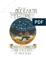 Whole Earth Festival 2014