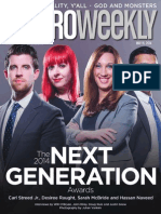 Metro Weekly - 05-15-14 - Next Generation Awards
