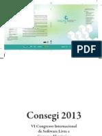 Consegi 2013 - Os Servicos Eletronicos de Governo e a Interoperabilidade